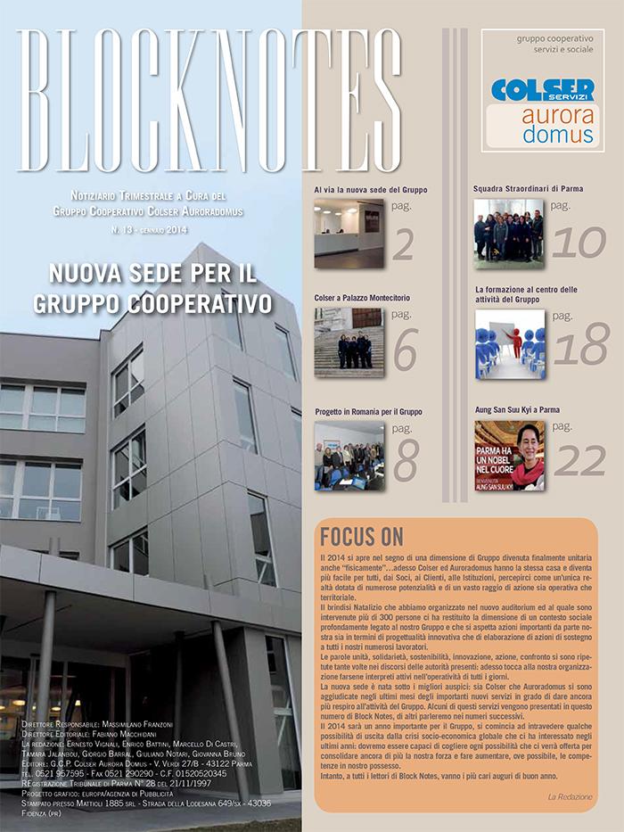 Block Notes - 13