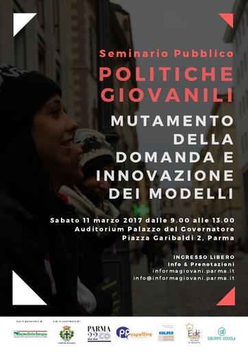 Programma Seminario Politiche Giovanili